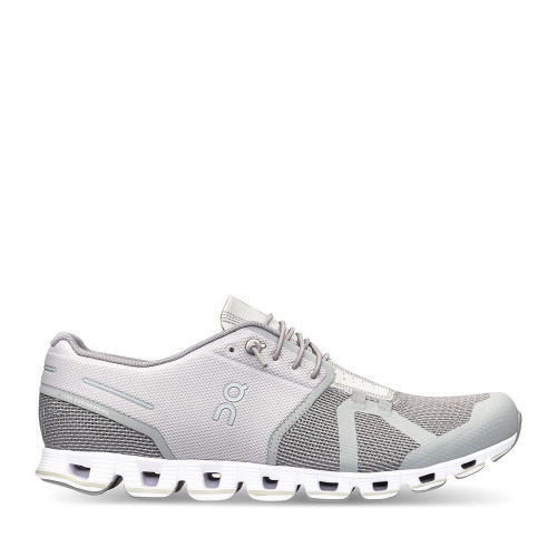 ON Running Cloud Slate Grey Mens side view - Hanig's Footwear