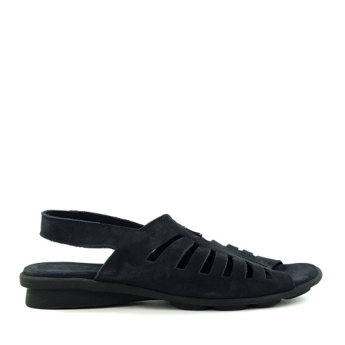 Arche Denhae Nuit side view — Hanigs Footwear