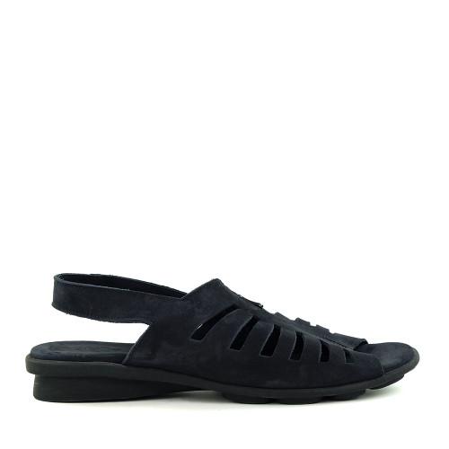Arche Denhae Nuit side view — Hanigs Footwear
