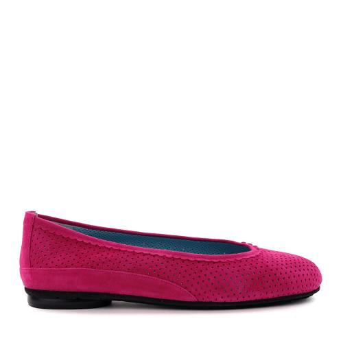 Thierry Rabotin Genie 7445 Pink side view - Hanig's Footwear