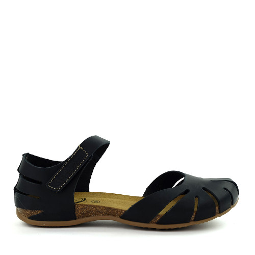Sabatini 4604 Black side - Hanig's Footwear