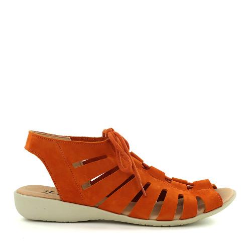 Hirica Maelys Ambre side view - Hanig's Footwear