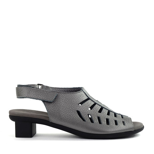 Arche Obilam Iron Fast side view — Hanigs Footwear