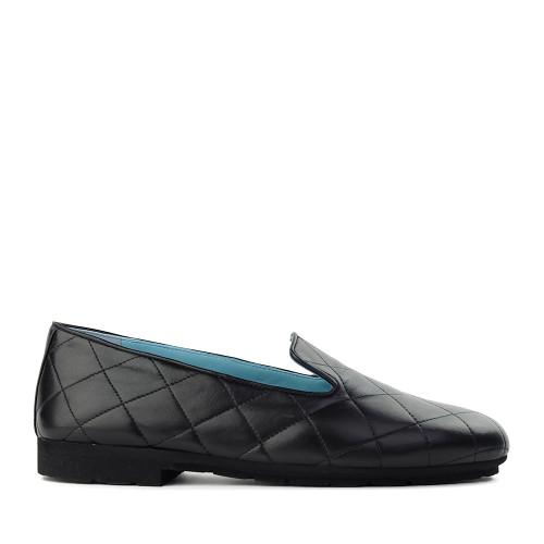 Thierry Rabotin Gialla 2411 Black side view - Hanig's Footwear