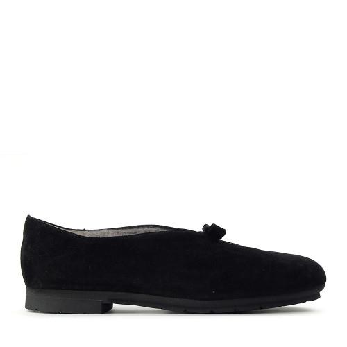 Thierry Rabotin Baracca 1807MD Black side view - Hanig's Footwear