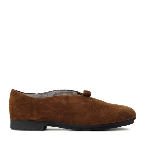 Thierry Rabotin Baracca 1807MD Brown side view - Hanig's Footwear