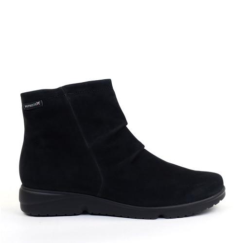 Mephisto Rezia 6900 Black side view - Hanig's Footwear