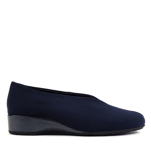 Thierry Rabotin Zama 720 Navy Microfiber side view