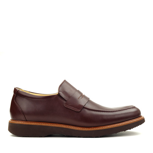 Samuel Hubbard Ivy Legend Cordovan side view