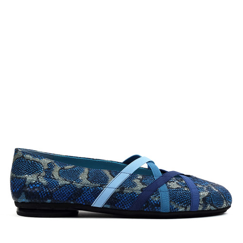 Thierry Rabotin Georgette 2230 Blue Africa side view