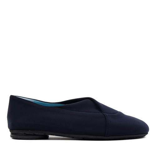 Thierry Rabotin Geranium 2275 Navy side view - Hanig's Footwear