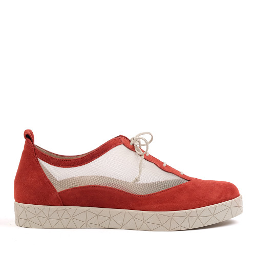 Beautifeel Zhuri Siena side view — Hanig's Footwear