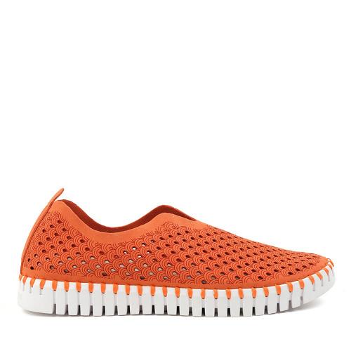Ilse Jacobsen Tulip Camelia side view — Hanig's Footwear