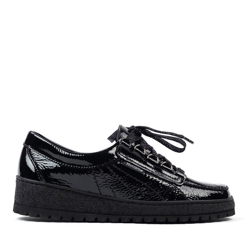 Mephisto Lady 1000 black side view - Hanigs Footwear