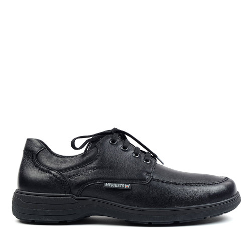 Mephisto Douk 2100 Black side view - Hanigs Footwear