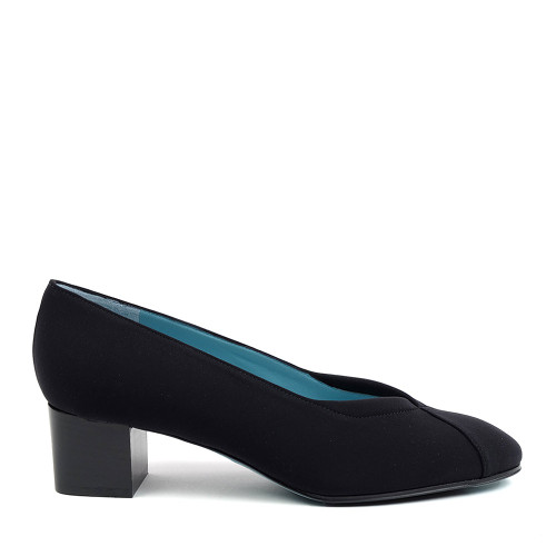 Thierry Rabotin Roberta 4540 Black side view - Hanig's Footwear