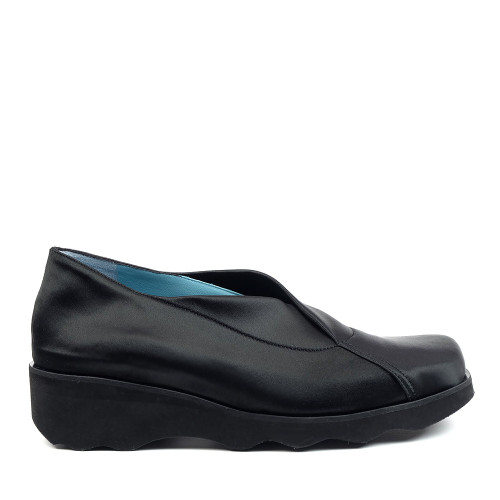 Thierry Rabotin Tadeo 4111 Black side view - Hanig's Footwear