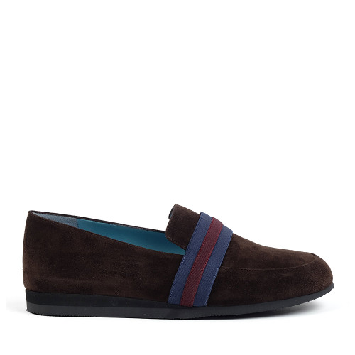 Thierry Rabotin Tempio 2294 Brown side view - Hanig's Footwear
