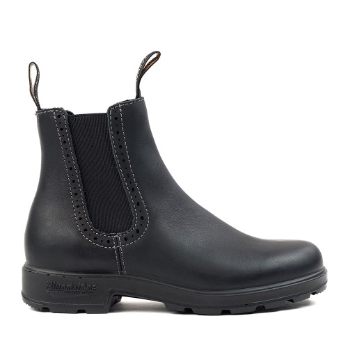 Blundstone 1448 Black Womens side view - Hanig's Footwear