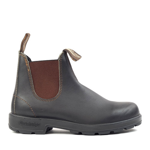Blundstone 500 Stout Mens side view - Hanig's Footwear