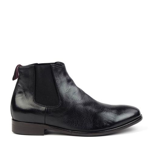 Sturlini 8463 Black side view - Hanig's Footwear