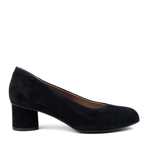 BeautiFeel Bien Black side view - Hanig's Footwear