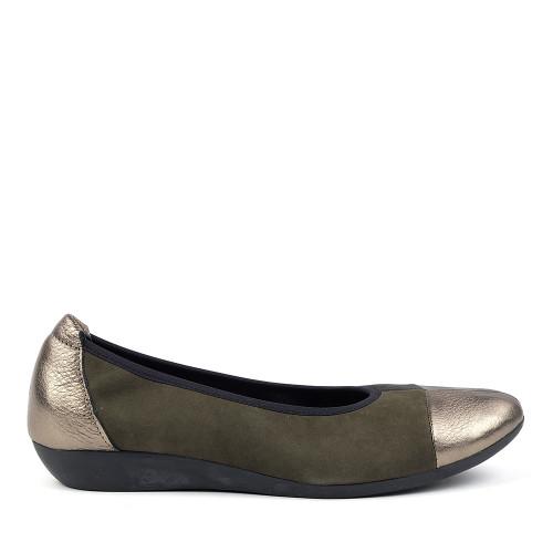 Arche Onyqua Castor side view - Hanigs Footwear