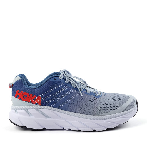 Hoka One One Clifton 6 Plein Air Womens side view - Hanig's Footwear