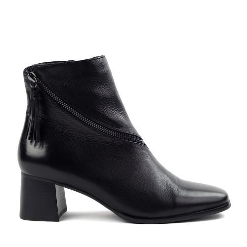 Regarde el Ciel Ines-34 black side view - Hanig's Footwear