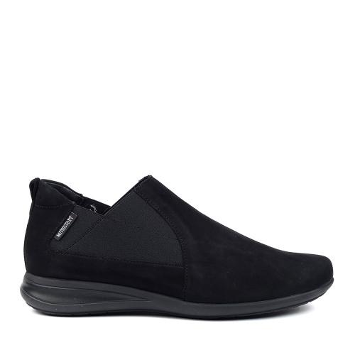 Mephisto Nellie Black side view - Hanig's Footwear