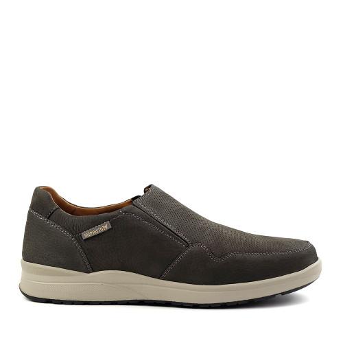 Mephisto Valter Graphite side view - Hanig's Footwear