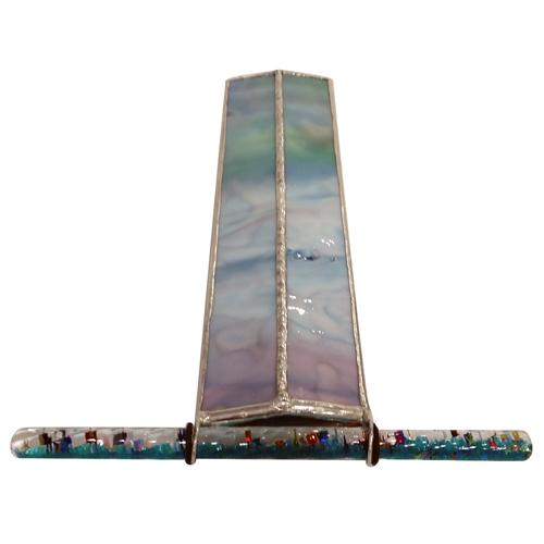 David Sugich Yin Yang wand kaleidoscope