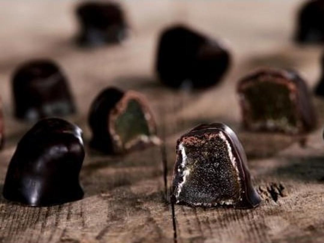 Cocoa Loco Dark Chocolate Ginger Pieces