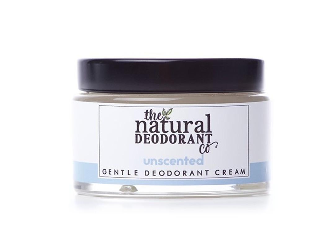 Gentle Deodorant Cream Coconut + Shea (Unscented) 55g