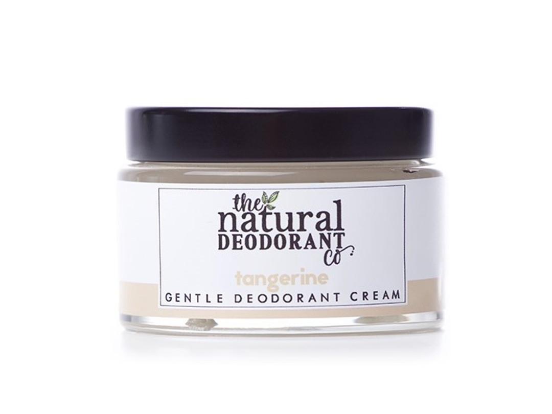 Gentle Deodorant Cream Tangerine 55g
