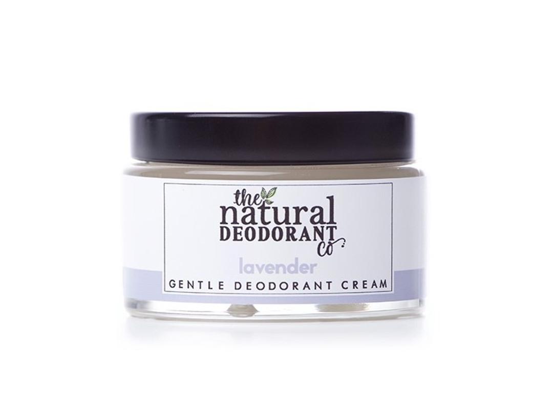 Gentle Deodorant Cream Lavender 55g