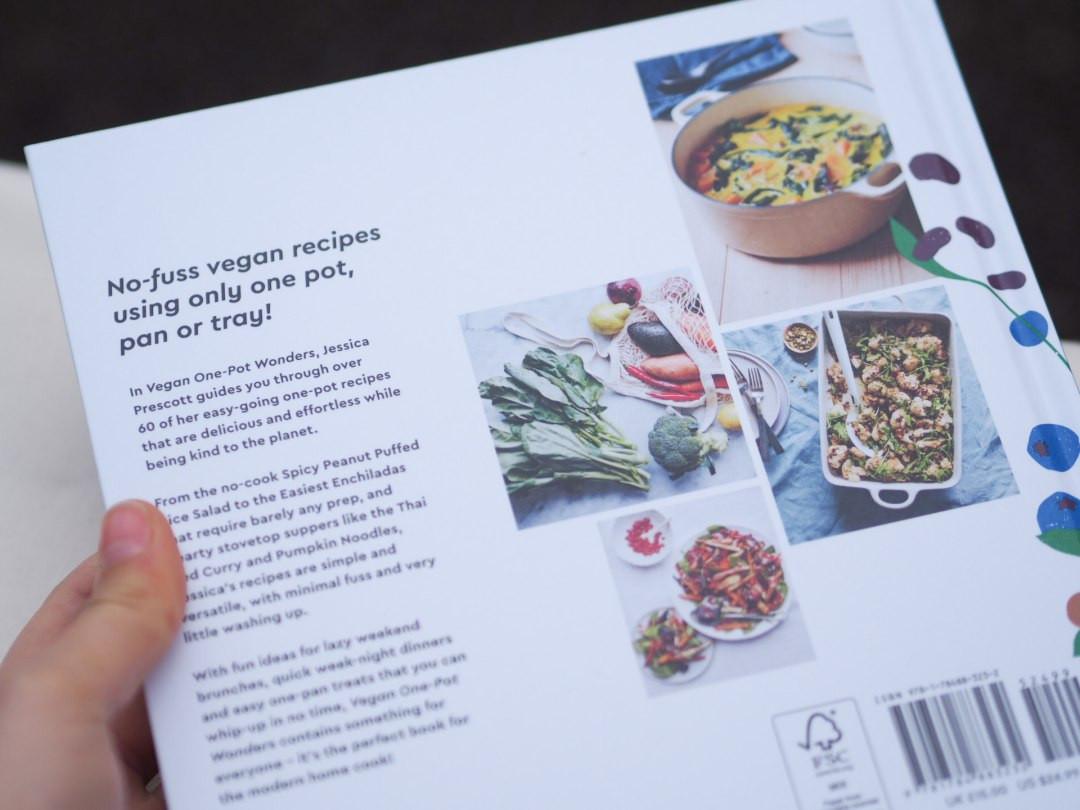 Vegan one pot wonders cookbook