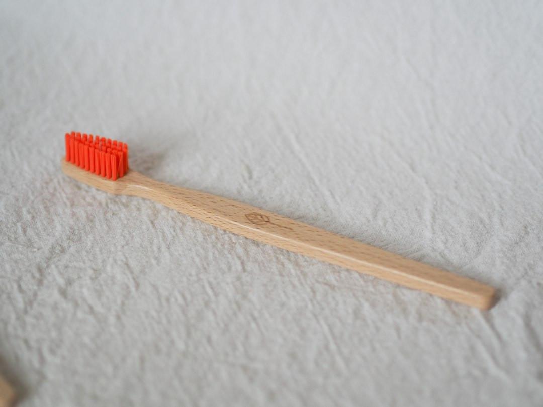 FSC Beechwood Adult Toothbrush