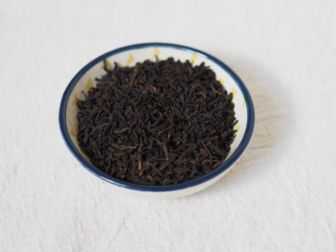 Decaf Ceylon Single estate black loose tea 100g