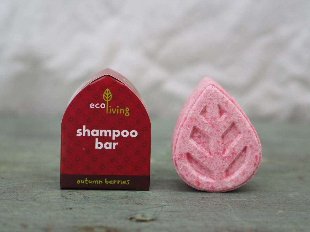 Ecoliving shampoo bar 85g - Autumn berries