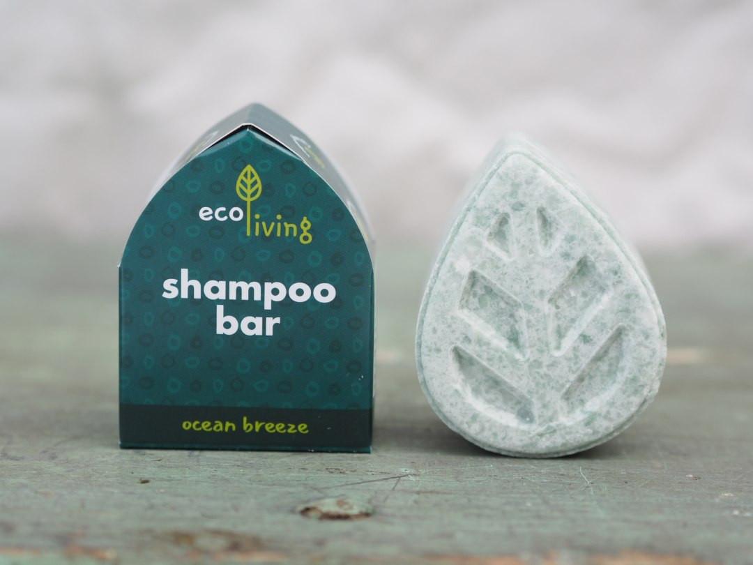 Ecoliving shampoo bar 85g - Ocean Breeze