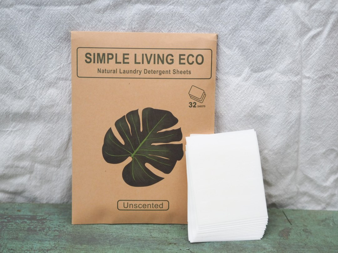 Simple Living Eco Laundry Strips - Unscented