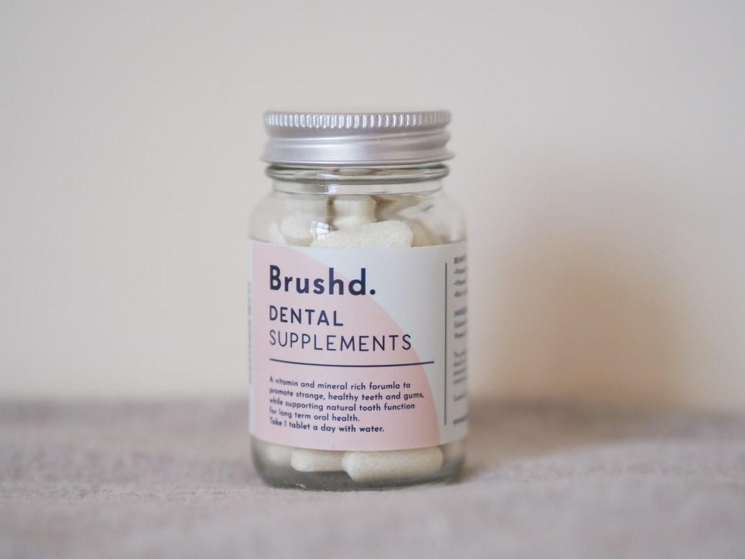 Brushd Dental Health Vitamin Supplement