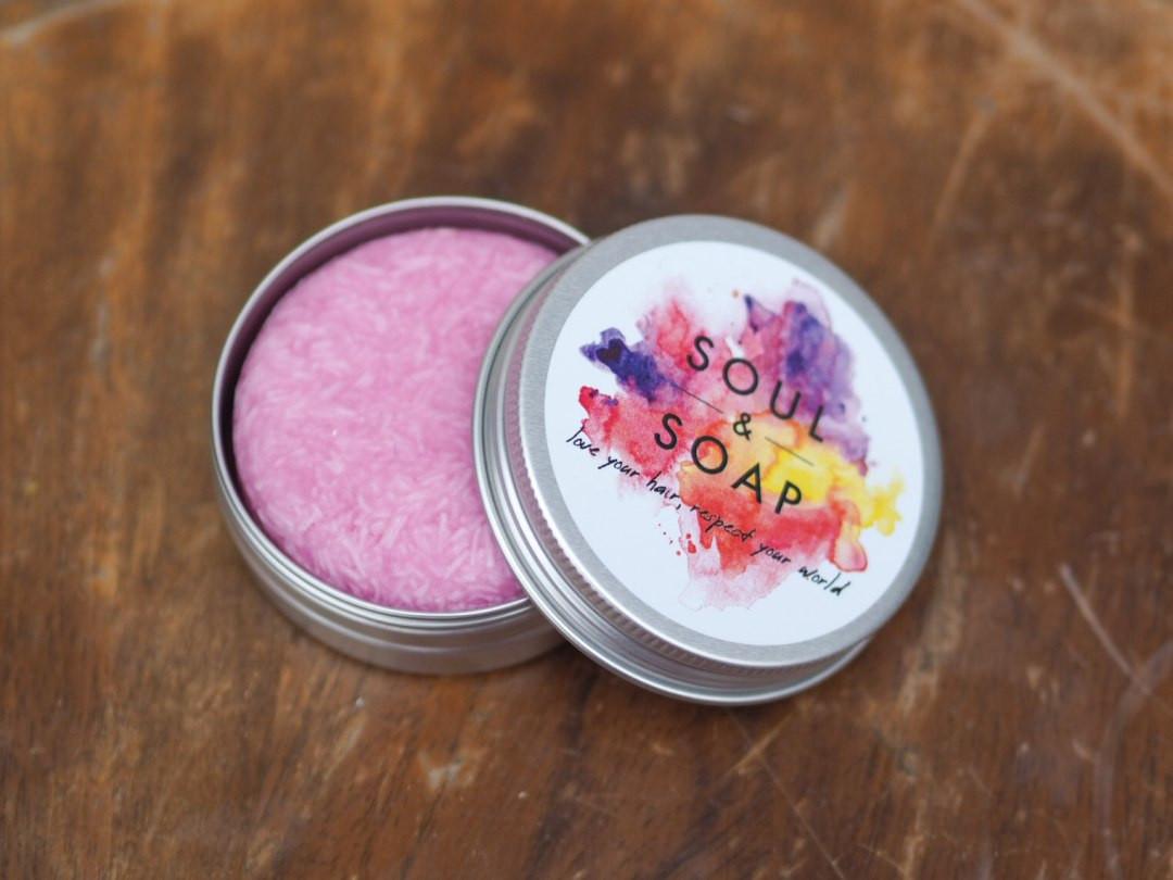 Round Shampoo Bar Tins
