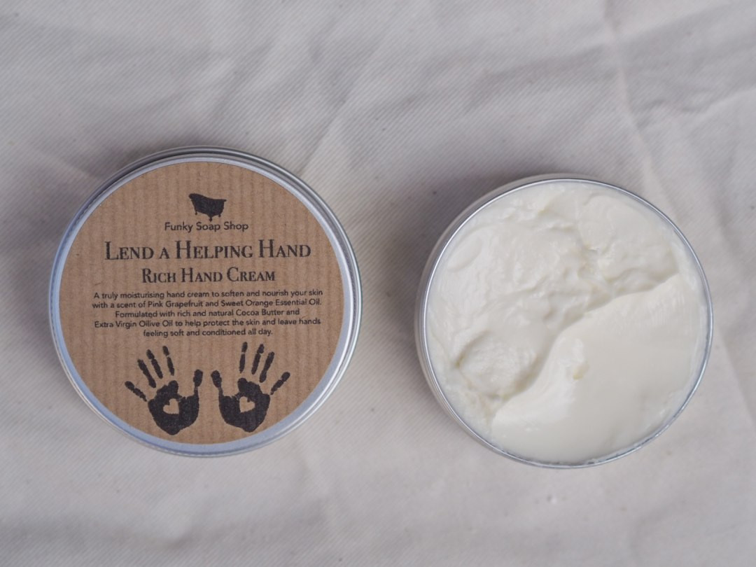Helping Hand Rich Cocoa Butter Hand Cream
