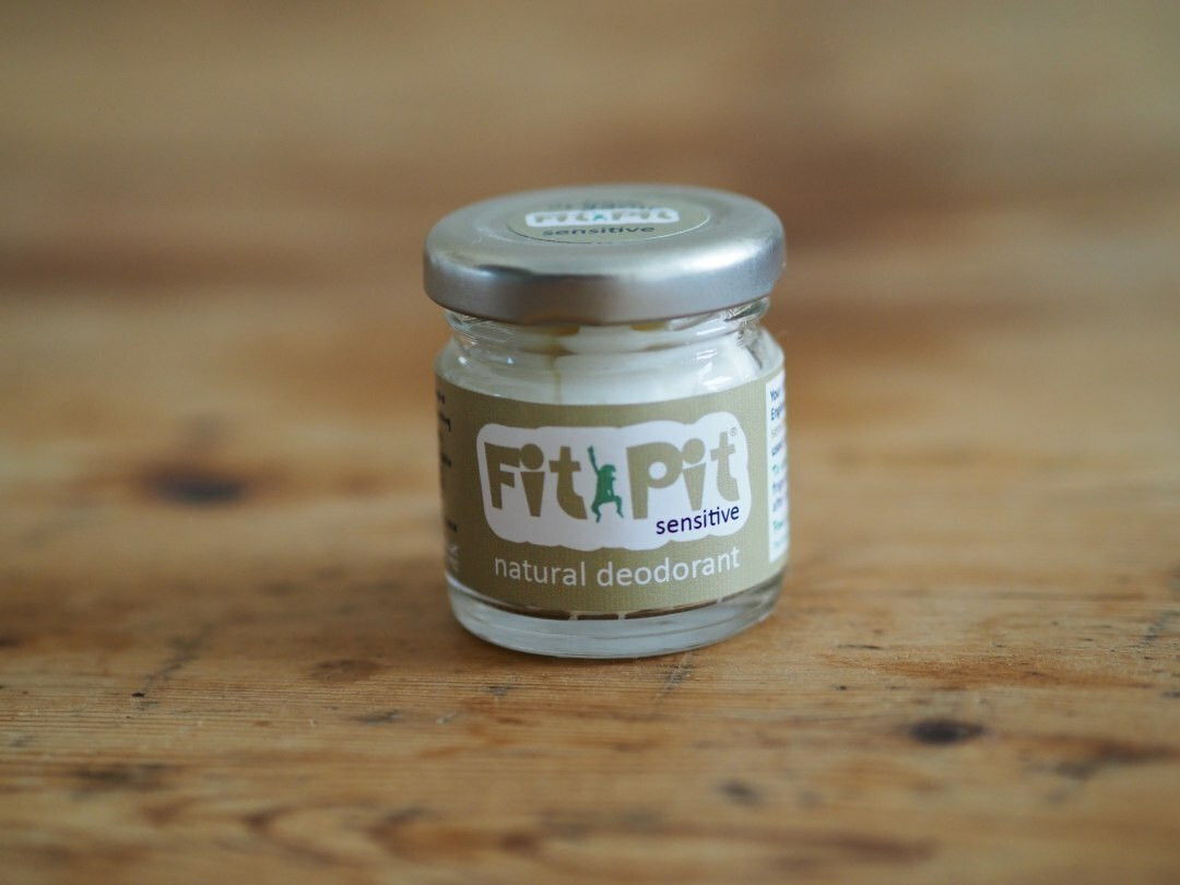 Fit Pit Sensitive Fragrance Free Deodorant