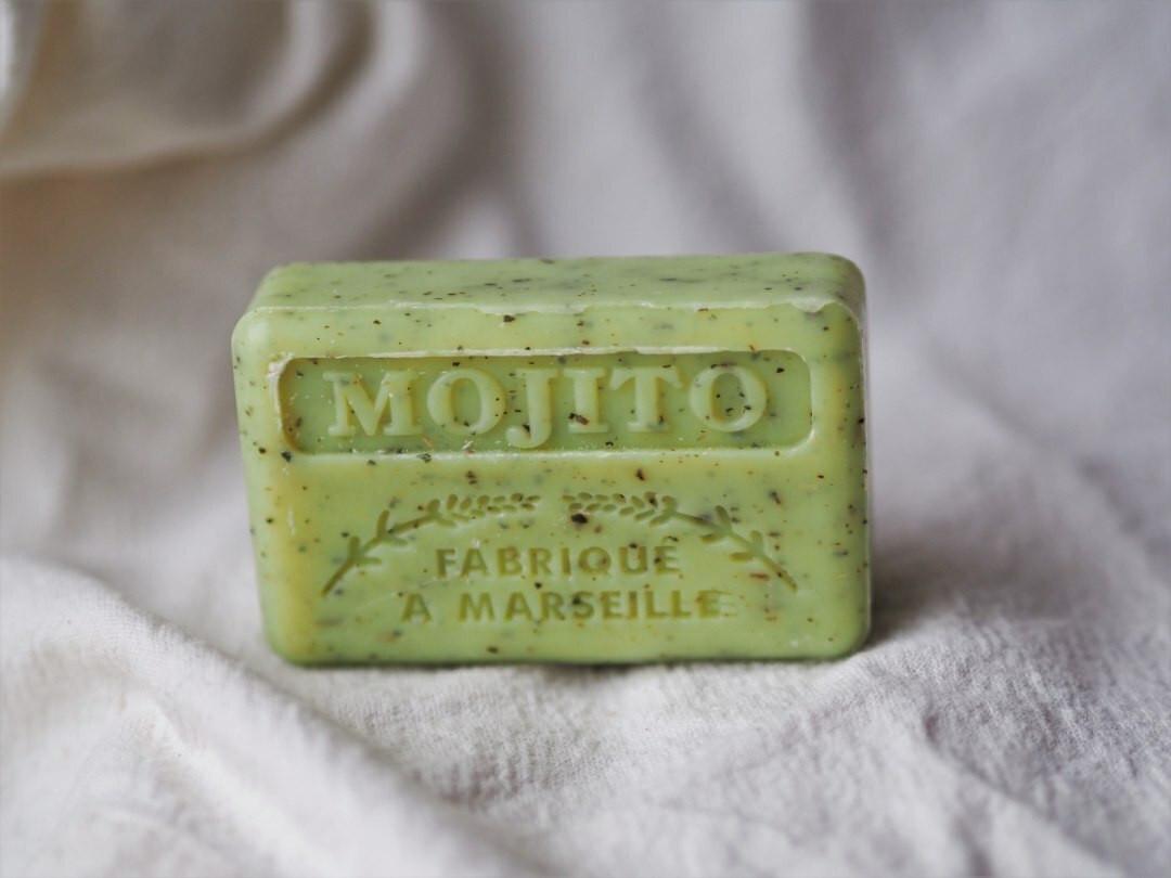 Mojito French Marseille soap 125g