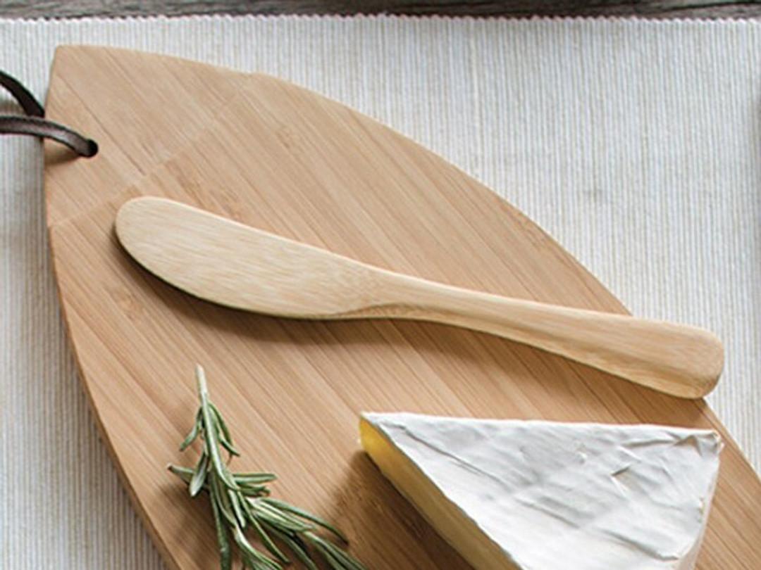 Organic Bamboo spreader