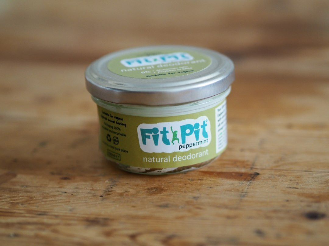 Fit Pit Peppermint Deodorant