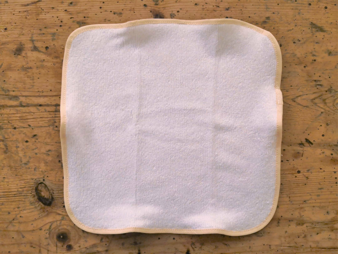 Bamboo and Cotton Facial Flannel